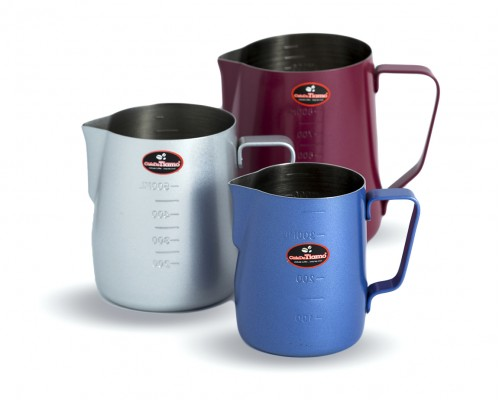 Coloured Milk Jug 360ml
