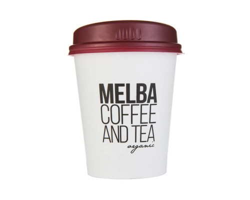 Melba Single Wall Take Away Cups - 4 OZ (50 pack)